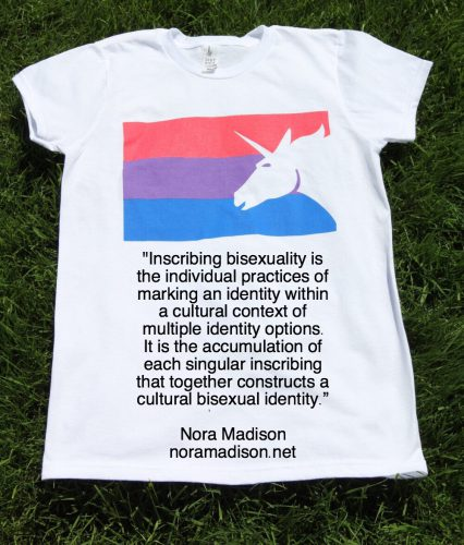 "#BiWeek Day 4: What is ""inscribing"" bisexuality and how does it help achieve bisexual visibility?"